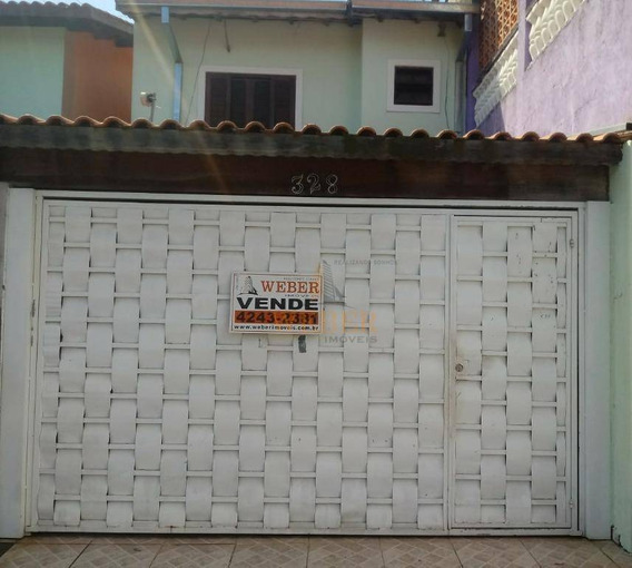 Ótima Oportunidade Sobrado Independente Em Vargem Grande!!! - So0597