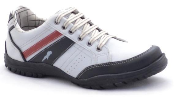 Sapatenis Individual Polo Blu Sapato Barato 4050 Tenis