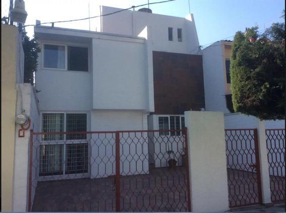 Acoxpa, Casa Remodelada, Excelente Ubicación