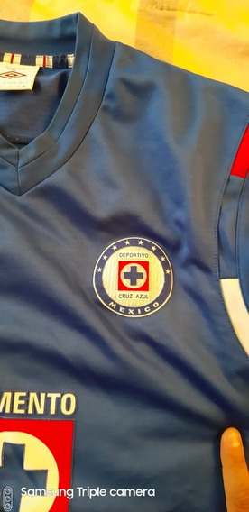 Playera Umbro Manga Larga