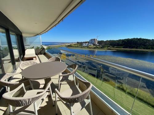 Penthouse - Con Excelente Terraza Y Vista - Consulte !!!!!- Ref: 4604