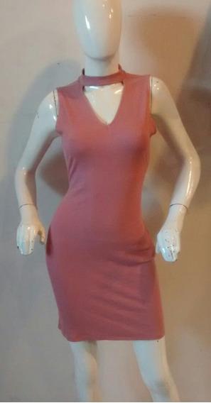 Lindo Vestido Rosa - Dama