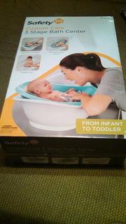 Bañera De Lujo Para Bebé. Safety 1st.