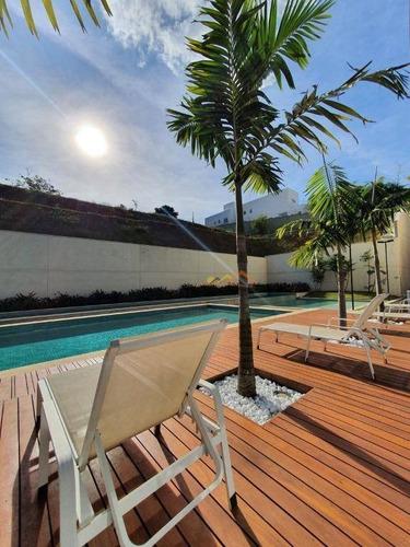 Imagem 1 de 30 de Apartamento Com 3 Dormitórios À Venda, 170 M² Por R$ 1.200.000,00 - City Parque - Itu/sp - Ap0560