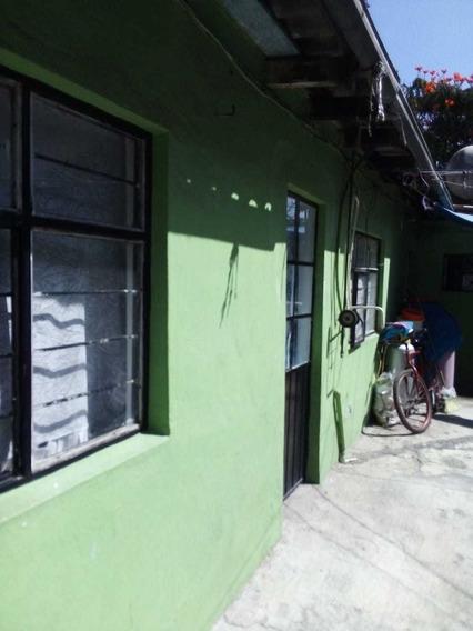 Casa Terreno En Venta En Nezahualcóyotl