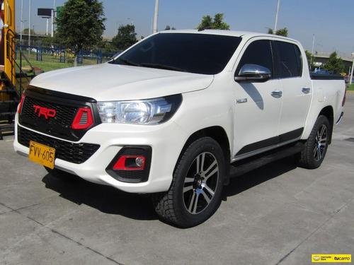 Toyota Hilux Mt 2.4 4x4  Diesel
