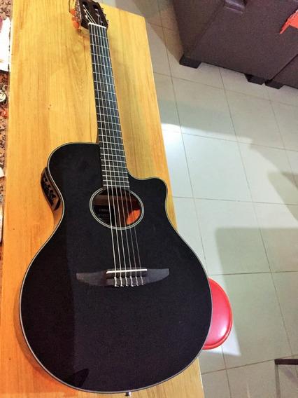 Guitarra Electroacústica Cuerdas De Nylon - Yamaha Ntx 500