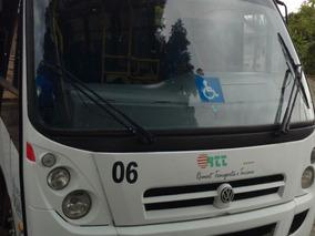 Micro Ônibus Com Acessibilidade- Excelente Estado
