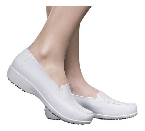 Sapato Social Antiderrapante Feminino - Sitcky Shoe Original