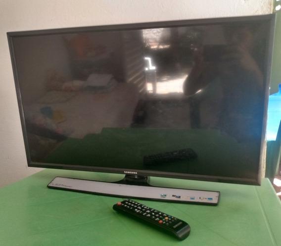 Tv Led Samsung 27,5 Hd Usado + Controle Remoto Original
