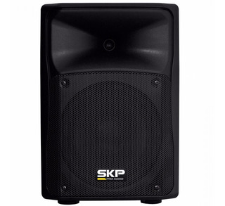 Bafle 10 Amplificado Skp Sk-2pbk Bt Usb Sd Mp3 150w Rms P