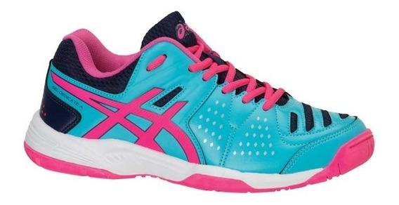Tênis Asics Gel Dedicate 4 Azul Tennis, Squash, Futsal