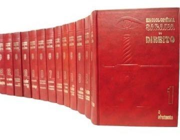 Enciclopédia Saraiva Do Direito