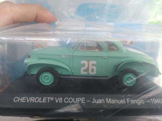 Los Mejores Autos De Tc Nro 5 Chevrolet V8 Coupe Fangio 1940
