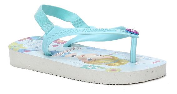 Sandália Havaianas Disney Princess Infantil Para Menina - Br