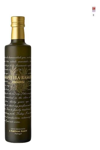 Imagem 1 de 1 de Azeite Português Premium Extra Virgem Oliveira Ramos 500ml
