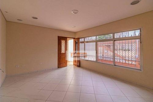 Casas Com 5 Dormitórios (no Total) À Venda, 196 M² - Jardim Orlandina - São Bernardo Do Campo/sp - Ca1222