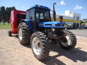 Tractor New Holland 7630 Doble Tracción, C/3 Puntos. Mbueno