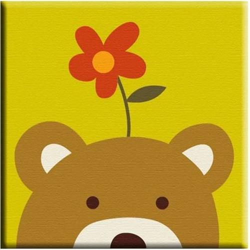 Imagen 1 de 3 de Pintura Pintura Al Oleo Diy Por Numero De Kits Para Niños