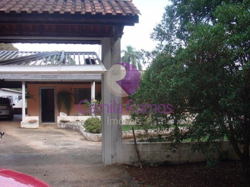 Chácara Residencial À Venda, Jardim Campestre, Suzano. - Ch0026 - 68322234