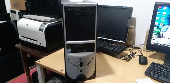 Computador Core 2 Quad-2.33ghz-hd320g-4giga M-ler Até O Fim