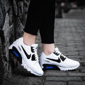 Tenis Nike Air Max 90 Negros Tenis Nike para Mujer en