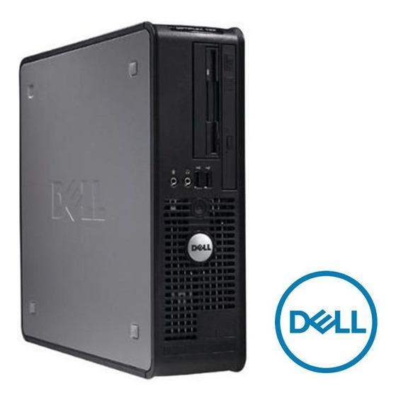 Computador Dell Optiplex 755 Mini Core 2 Quad 4gb Hd 500gb