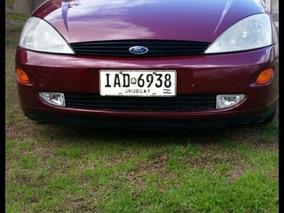 Ford Focus 1.8 Tdi Ghia 2000