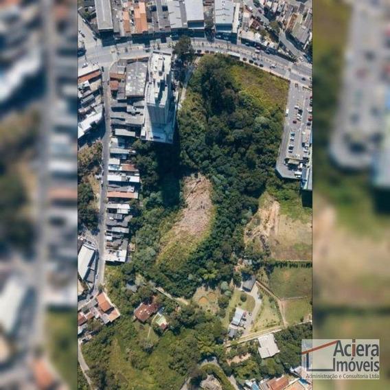 Excelente Área Com Localização Privilegiada, Ideal Para Para Prédios - Chácara Das Paineiras - Carapicuíba/sp - Ar0112