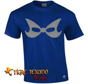 Playera Lucha Libre Lizmark By Tigre Texano Designs