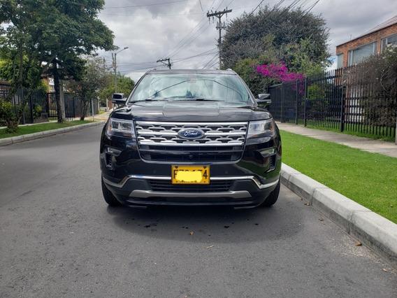 Ford Explorer Explorer Ecoboost