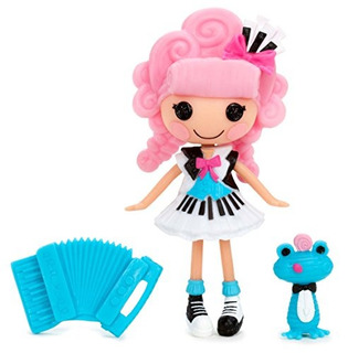 Mini Lalaloopsy Doll- Keys Sharps