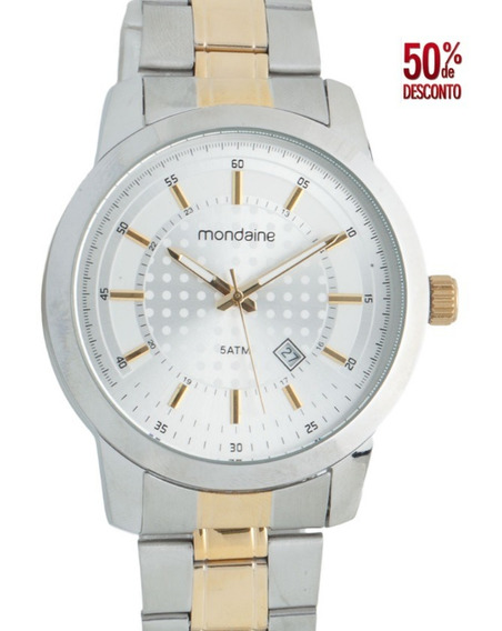 Relógio Mondaine Misto Original - 78445gpmbba4