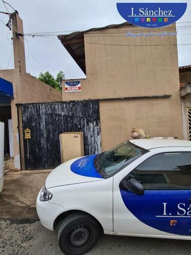 Imagem 1 de 6 de Casa Para Locação Em Itaquaquecetuba, Estância Fraternidade, 1 Dormitório, 1 Banheiro - 200923c_1-1589558