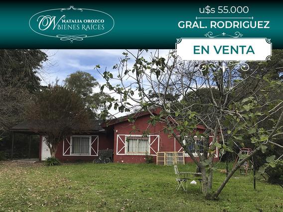 Casa Quinta A Refaccionar En General Rodriguez Apta Credito