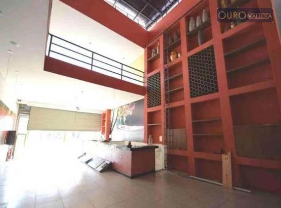 Excelente Casa Comercial Para Restaurante Na Mooca - Ca0307