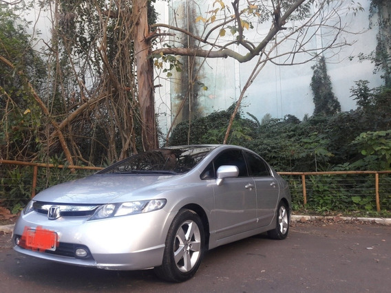 Honda New Civic 1.8 Lxs Aut. 4p 2007