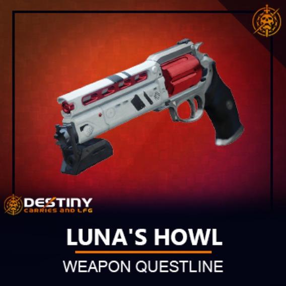 Destiny 2- Uivo De Luna - Pc, Xbox One, Ps4