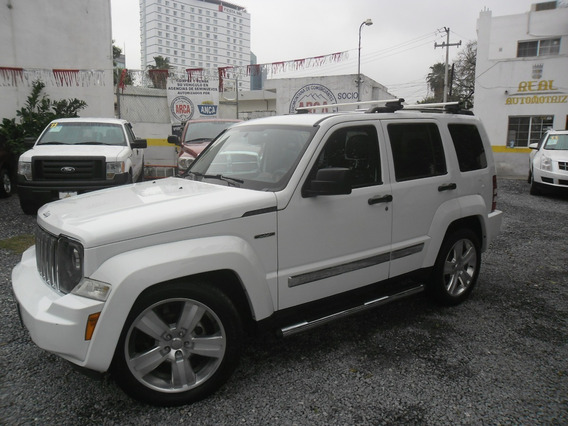 Suv Liberty 2012 Limited Piel Q/c B/a Gps Rines $ 172,000