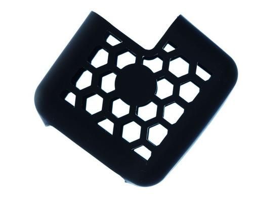 Protector De Silicon Para Cargador Macbook Negro / Blanco