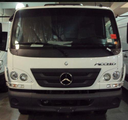 Mercedes Benz Accelo 1016/37