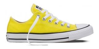 all stars converse amarillas