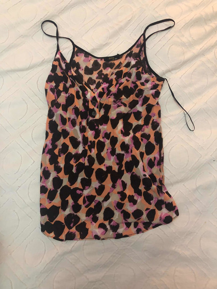 Remera Top Ayres Talle 44 Large