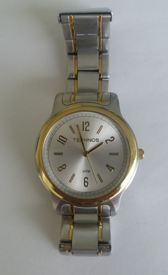 Relógio De Pulso Feminino Technos Oferta