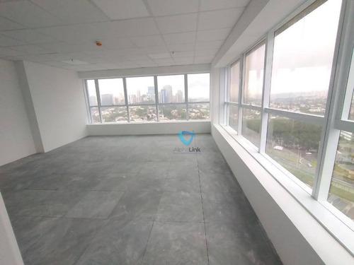 Imagem 1 de 11 de Sala Para Alugar, 54 M² Por R$ 2.166,00/mês - Alphaville - Barueri/sp - Sa0497