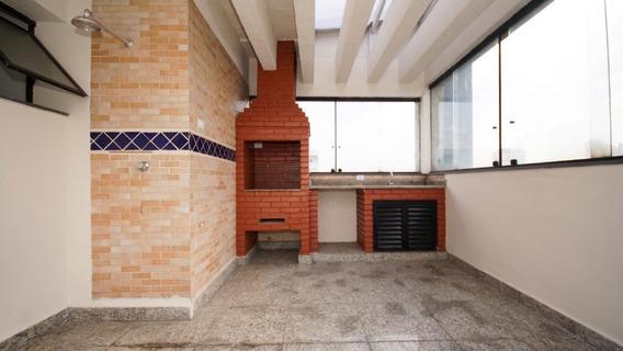 Cobertura Com 3 Dormitórios À Venda, 143 M² Por R$ 620.000,00 - Vila Prudente - São Paulo/sp - Co0074