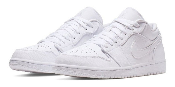 Nike Air Jordan Retro 1 Triple White
