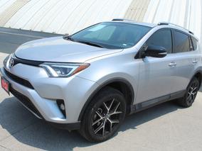 Toyota Rav4 2017 Se Plata Comonueva 3 Años Garantia Oportuni