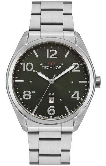 Relógio Technos Masculino Performance Militar 2115mta/1v