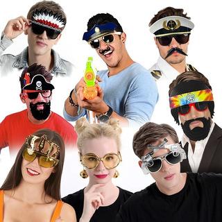 Gafas Disfraz Mascara Adulto Fiesta Disfraces Of 146